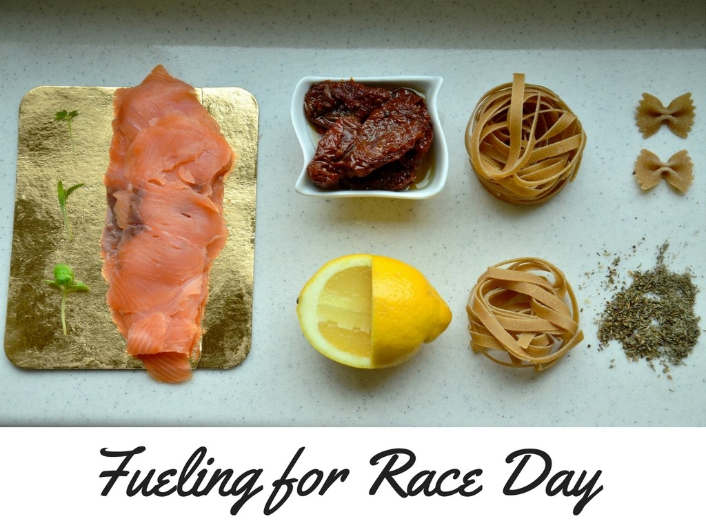How to Fuel for the Big Race