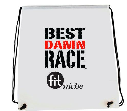 Best Damn Race - Half Marathon Bag 2014
