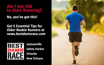 5 Essential Tips for Older Rookie Runners